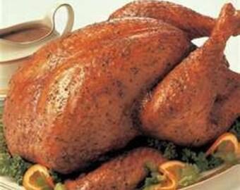 Poultry Seasoning Salt Free Dry Herb Cooking Seasoning Blend, no salt, sage, savory, onion, gluten free