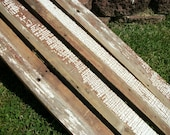 Barn Wood or Barn Boards Rustic Barn Red with White