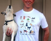 I like the DOG PARK Tshirt