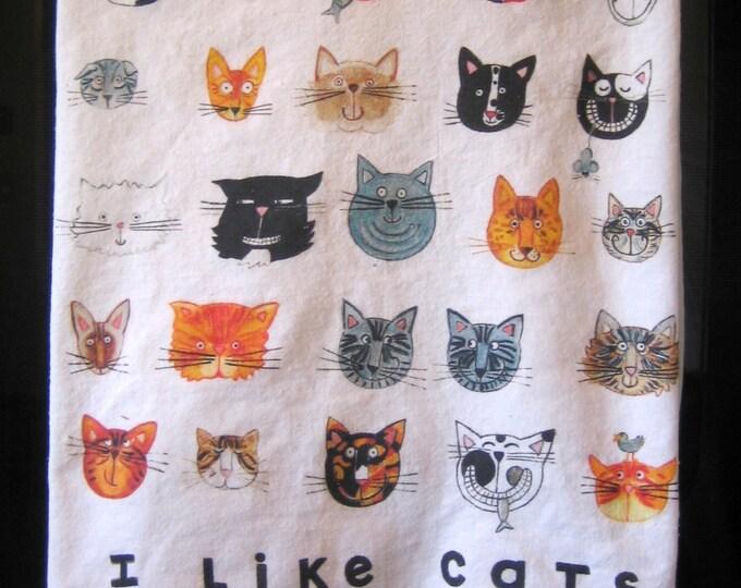 CATS Kitchen Towel