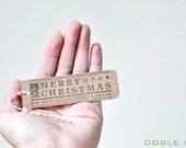 Merry Christmas Tags x 10