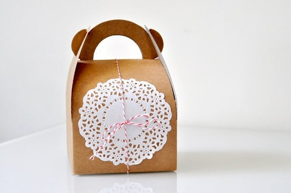 Dome Kraft Box - Small x 5
