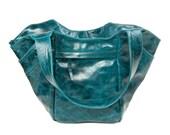 black friday etsy, leather green bag, shoulder bag ,tote bag, leather handbag, 33% OFF