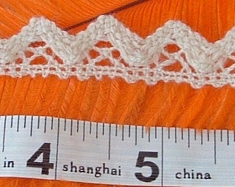 Cotton Lace - 5 Meter Bundle
