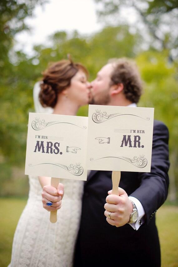 INSTANT DOWNLOAD Wedding Prop Signs-PRINTABLE