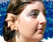 Merfolk Mermaid Siren Dragon Elf Fairy Cosplay LARP Halloween Latex Prosthetic Ears