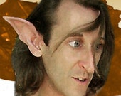 Goblin Troll Fairy Elf Cosplay LARP Halloween Latex Pointed Ears from Wizafir