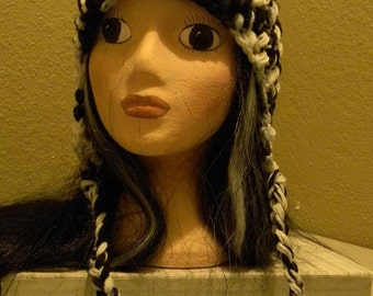 Ear-Flap Winter Hat