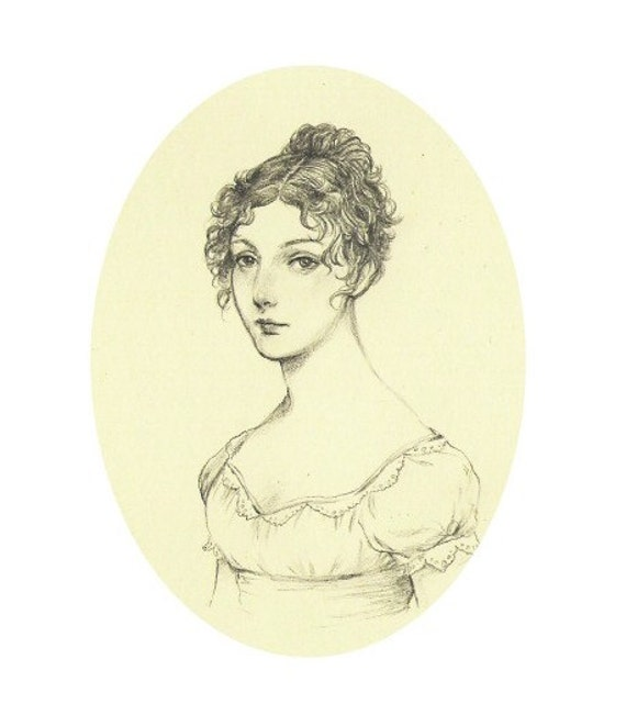 Custom Regency Style Portrait