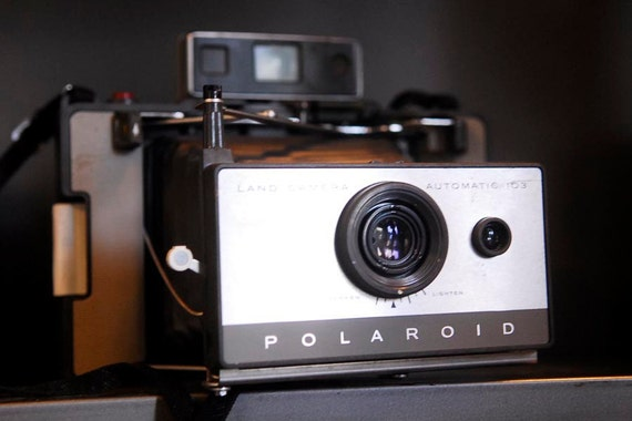 Polaroid model 103  -  Great Condition