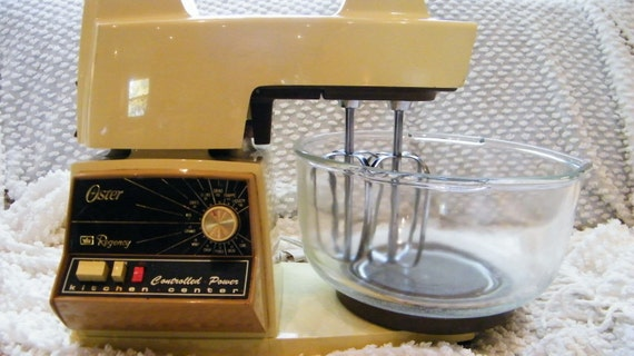 Attachments For Oster Regency Kitchen ~ Oster regency kitchen center by hmmosko on etsy