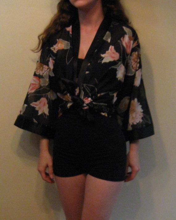 Josie Packard Floral Robe