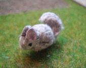 Tiny Dollhouse Chinchilla