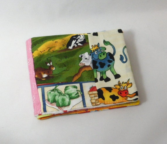 Baby Cloth Book, One of a Kind