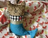 Special order Mermaid Cat (for Natalia)