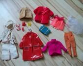 Lot of Vintage Barbie clothes/accessories in Excellent Vintage Condition