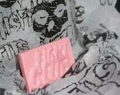 Fight Club soap (CONVO for custom)