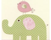 Baby girl Nursery Print,b...