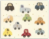 Nursery Art Decor Kids Pr...