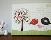 Baby Girl room decor, Nur...