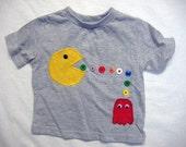 Pac-Man and Blinky tshirt