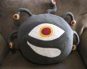 Plush Monster Pillow Doll - Eyeball Monster