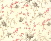 Butterfly Garden Ivory - Papillon by 3 Sisters for Moda - SKU 4075 11 - 1 Yard