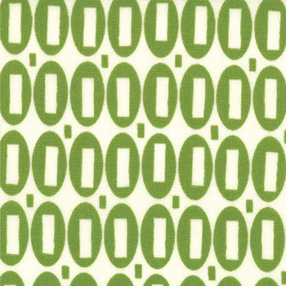 Pezzy Print Lime - American Jane for Moda - sku 21605 146 - 1 Yard