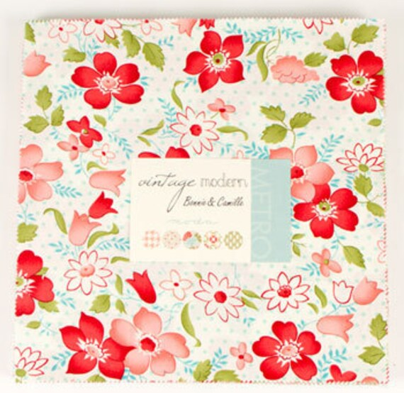 Vintage Modern by Bonnie and Camille for Moda Layer Cake - 55040 LC