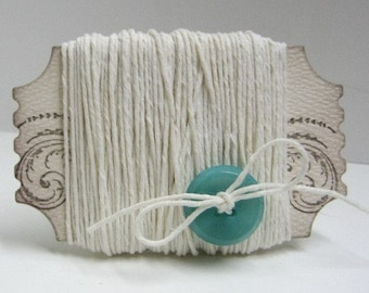 Cotton Bakers Twine Cream 30 YARDS