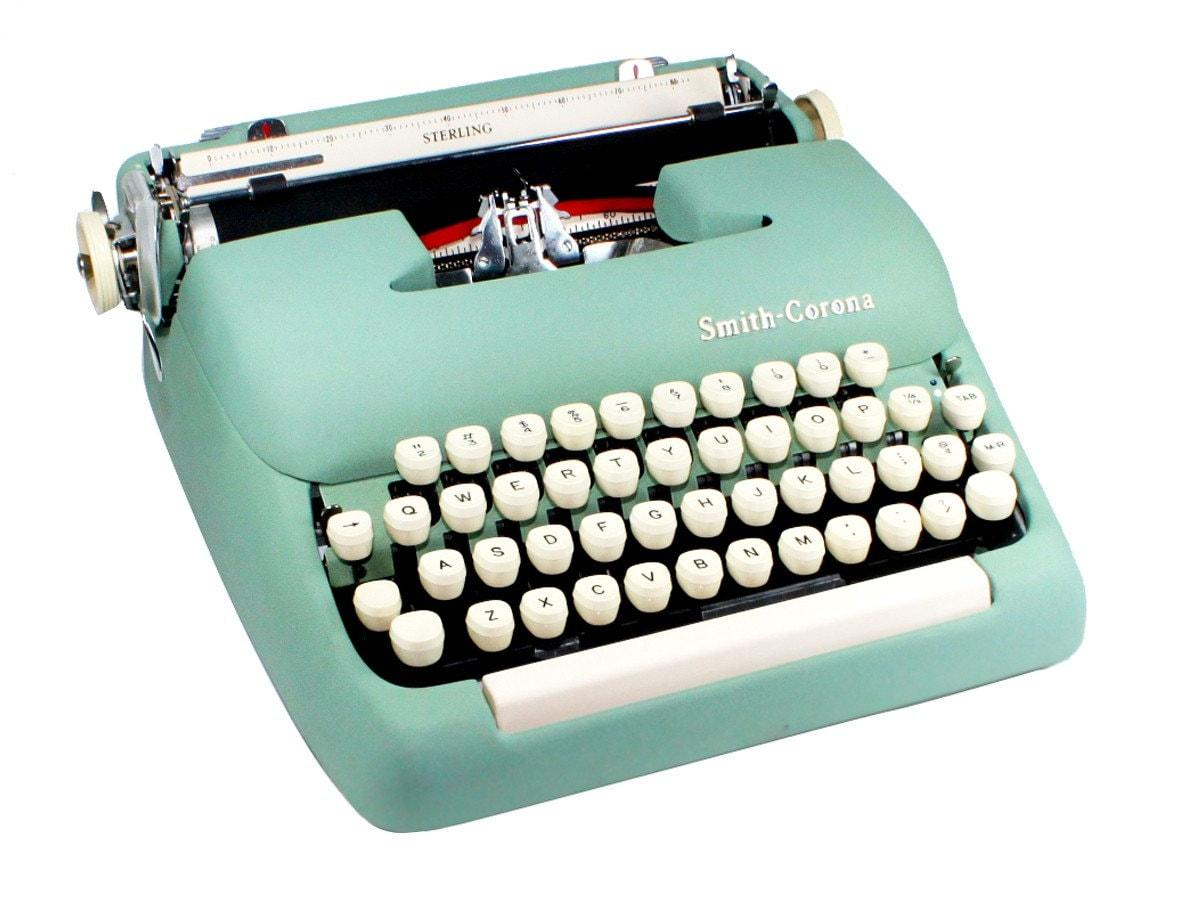 Smith corona sterling typewriter key generator