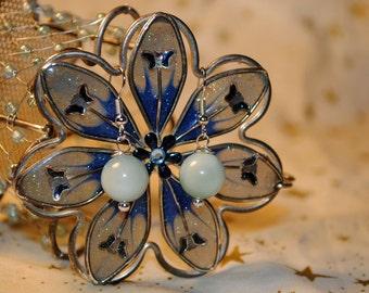 Sea Pearl Earrings