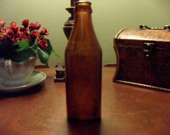 Antique Upside Down Certo Bottle REDUCED