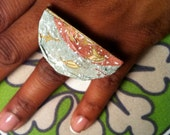 wrapped in a sweet dream organic ring