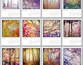 Calendar 2012 Mini Tree Series (5x7)