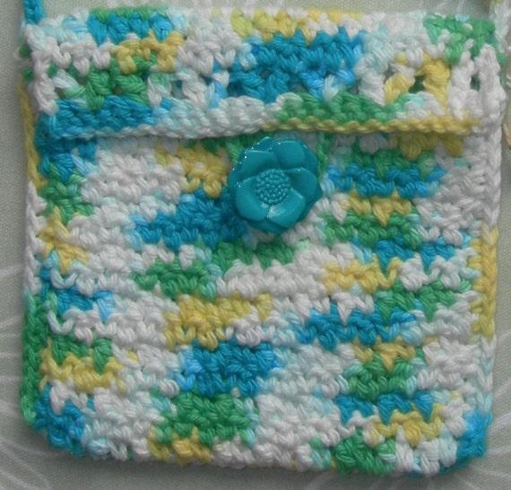 Crocheted Mini Purse/Phone Purse
