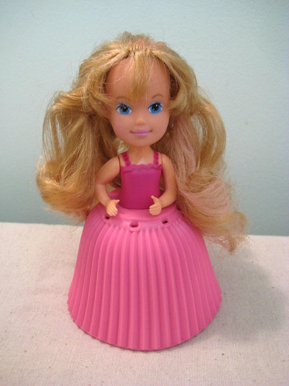 Vintage Cupcakes Doll Tonka Cherry Chip