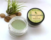 Mineral Compact Cream-Concealer/Corrector in green by Botanical Labs on Etsy