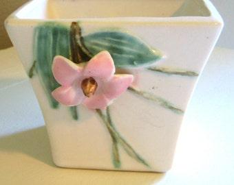 "McCoy 1947 ""Blossom Time"" Jardiniere Vase"