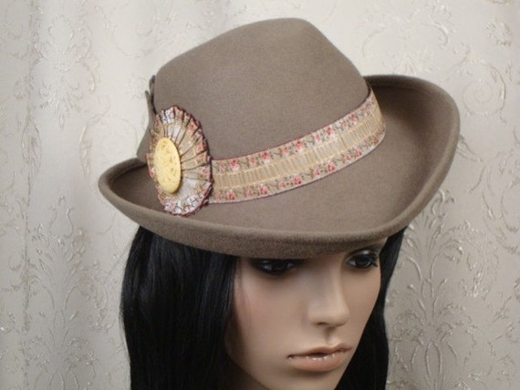 Reserved Listing: Estelle by Babette's Hatworks