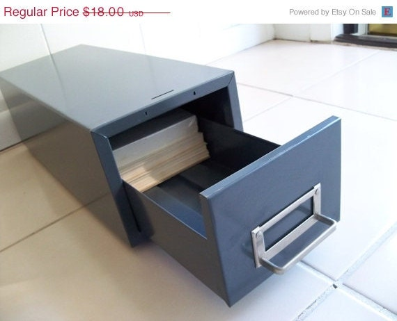 40 Off Sale 1 Drawer Metal File Cabinet Storage By