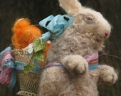 For Karenbjones only Easter in all her glory. And Alices white rabbit.
