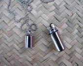 Mini Lighter Necklace