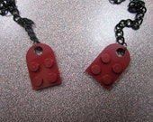 LEGO my Heart - Couples Option - RED