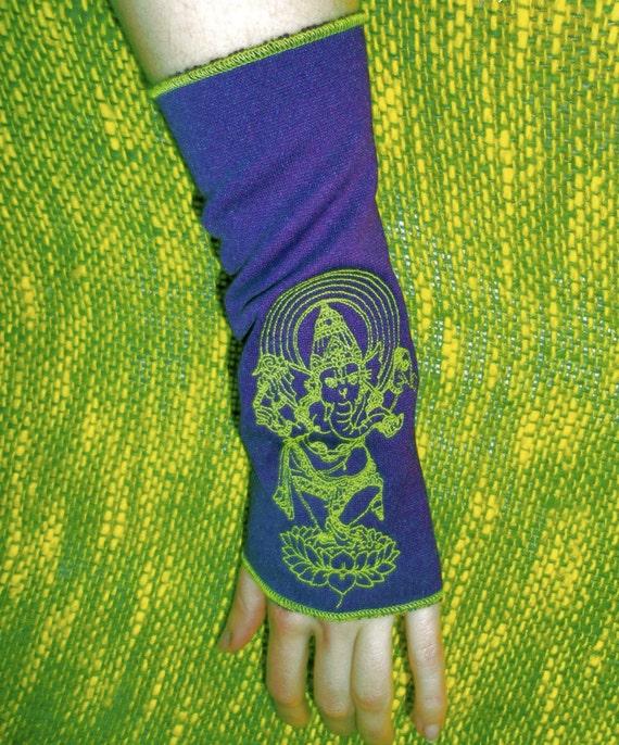 pixie ganesha  arm warmers