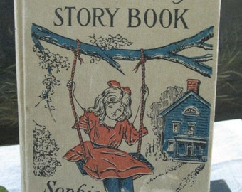 Little Prudys Story Book by Sophie May Vintage