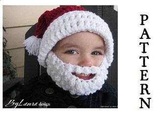 SALE!!!!  PATTERN--Kids and Preteen Santa