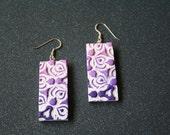 Vevina earrings - Reserved for Maru