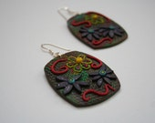 Desigual earrings- special order reserved for Zoe