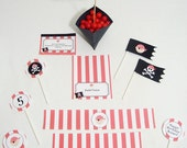 Pirate Collection - DIY Printable Parties